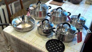 Обзор набора посуды Taller TR 1047