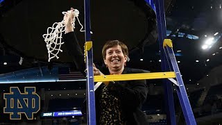 Notre Dame Coach Muffet McGraw's Words For Young Female Athletes