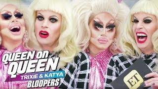 Sorry we had to cut out all of Trixie's laughs... but here they are for your enjoyment! Get more Trixie and Katya on their show, 'UNHhhh.' New episodes premiere ...