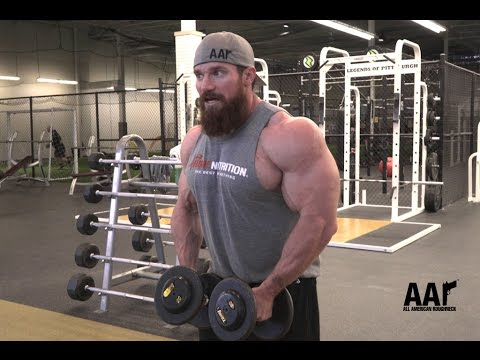 Seth Feroce - How-To: Side Lateral Raise