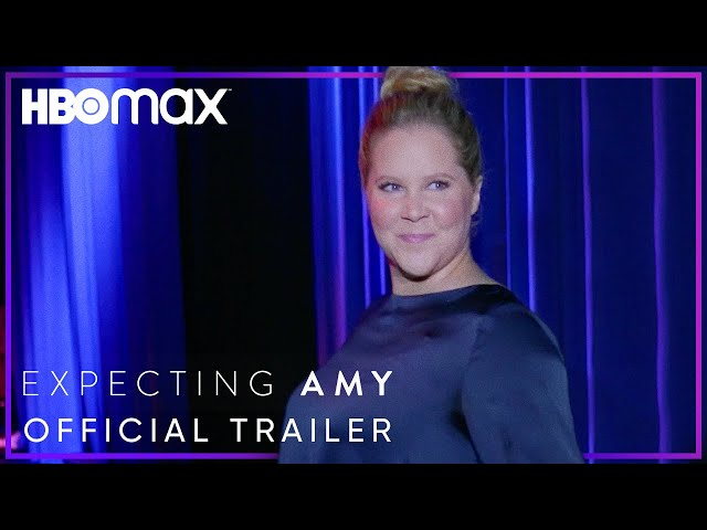 Expecting Amy | Official Trailer | HBO Max