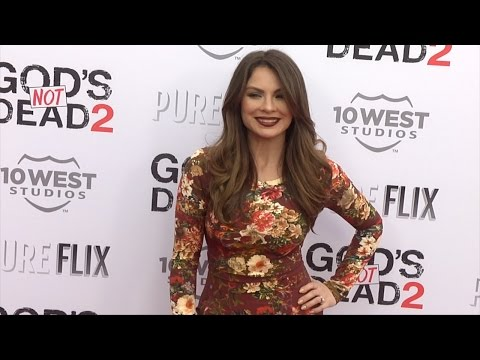 "Lilly Melgar ""God's Not Dead 2"" Premiere Red Carpet"