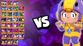 Bea 1v1 against EVERY Brawler | The Ultimate Sniper?