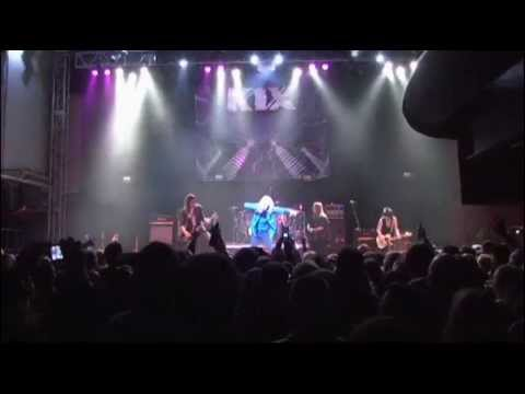 KIX  IN BALTIMORE  Full DVD