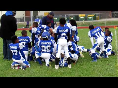 Cahokia 8U Playoffs vs O