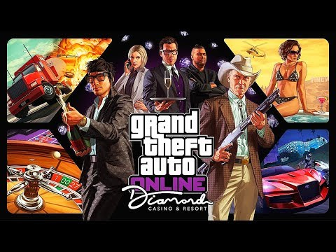 GTA Online: DIAMOND CASINO and RESORT DLC Prep UPDATE TOMORROW (GTA CASINO DLC UPDATE)