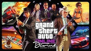 GTA Online DIAMOND CASINO and RESORT DLC Prep UPDATE TOMORROW (GTA CASINO DLC UPDATE)