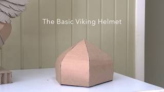 How to make a Basic Viking Helmet