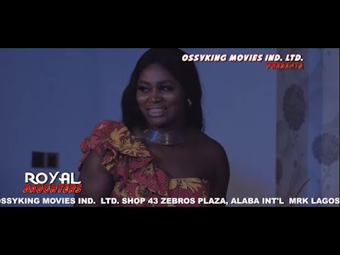 Download ROYAL DAUGHTERS {NEW HIT MOVIE} - UGEZU J UGEZU THINK/CHIZZY ALICHI/LATEST NIGERIAN NOLLYWOOD MOVIE