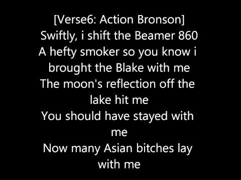 1 Train (lyrics)