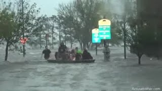 Cajun Navy rescues several people after Florence hits New Bern