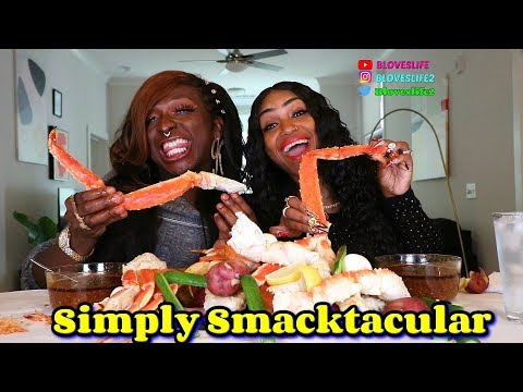 Seafood Boil with Kandie from Love & Hip Hop Hollywood & WildNOut