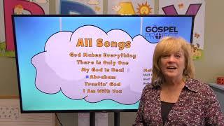 Children's Sunday School - Janalee Zimmerman 2-28-21