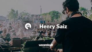 Henry Saiz @ We Are Lost Festival 2018
