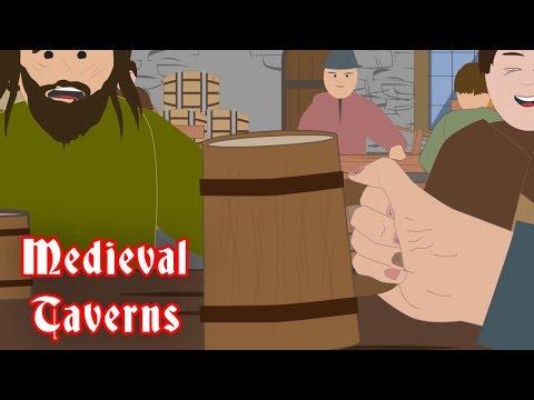 Medieval Taverns