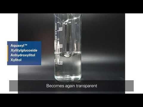 Cream Gel With Liquid Polymer SIMULGEL™ NS Or INS100