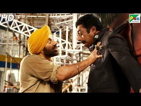 Sunny Deol Revenge   Singh Saab The Great - Climax Scene   Full Hindi Movie   Sunny Deol, Urvashi