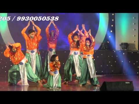 VANDE MATARAM DANCE PERFORMANCE | ABCD 2 MOVIE - STAR NITE