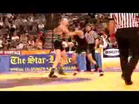 119: 2008 NJSIAA Individual Wrestling Championship