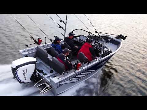 Лучший катер для рыбалки Smoker Craft 182 Pro Mag - американский рыболовный катер