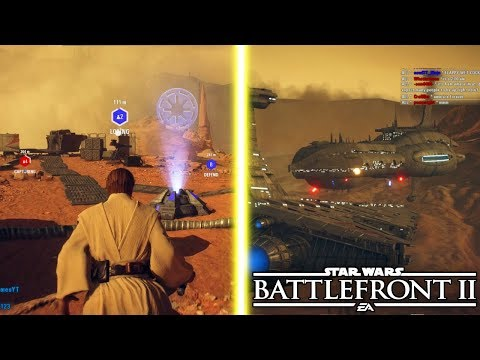CAPITAL SUPREMACY Gameplay! - Star Wars Battlefront 2 (No Commentary) thumbnail