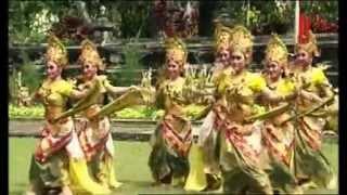 Tari Kreasi Bunga Sandat, Tabanan