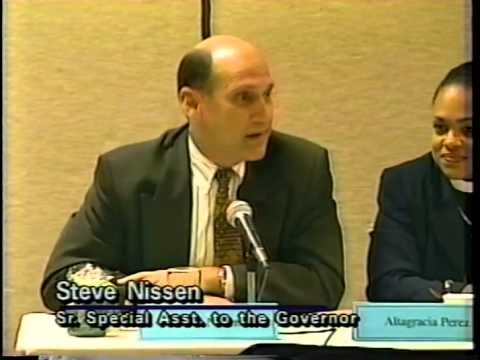 11th Envisioning California Conference 1999: Panel 6/6- Public Services to Improve CA Communities