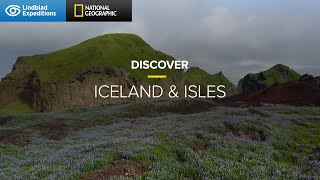 Iceland and Isles Arctic Lindblad Expeditions-National Geographic