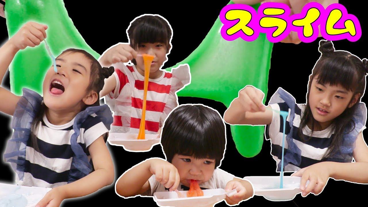 かんあきチャンネル 知育菓子