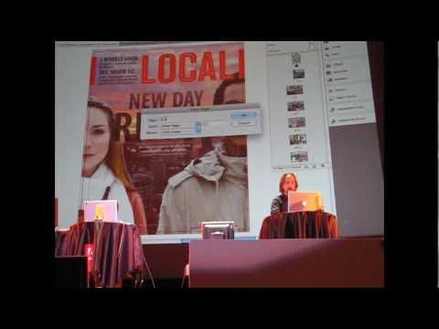Creative future 2010 (Part1). Adobe CS5 introducti...