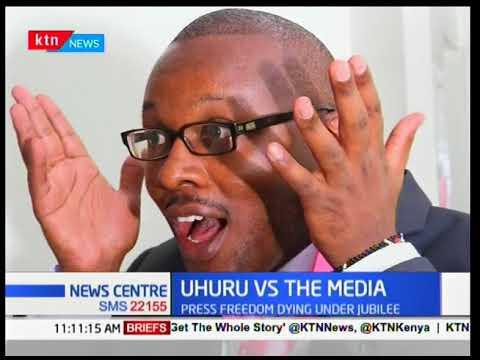 History of media crackdown in Kenya