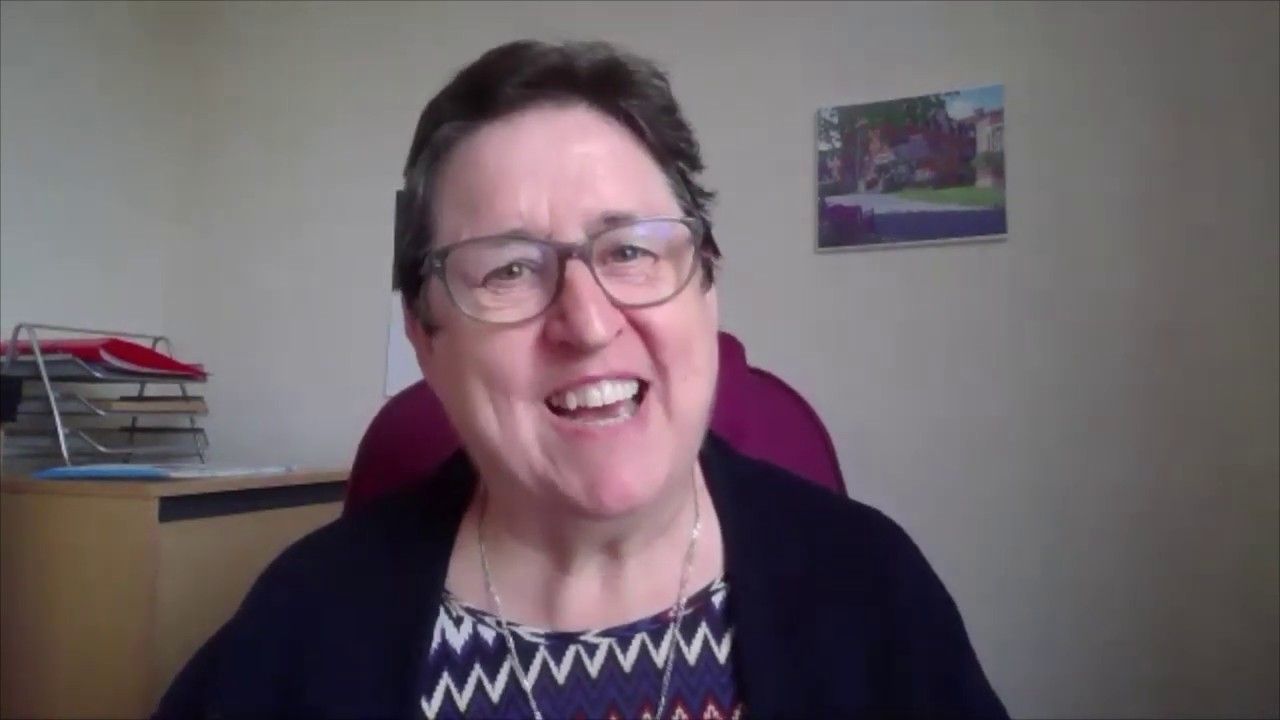 COVID-19 Chronicles: Dr. Sr. Gemma Simmonds CJ