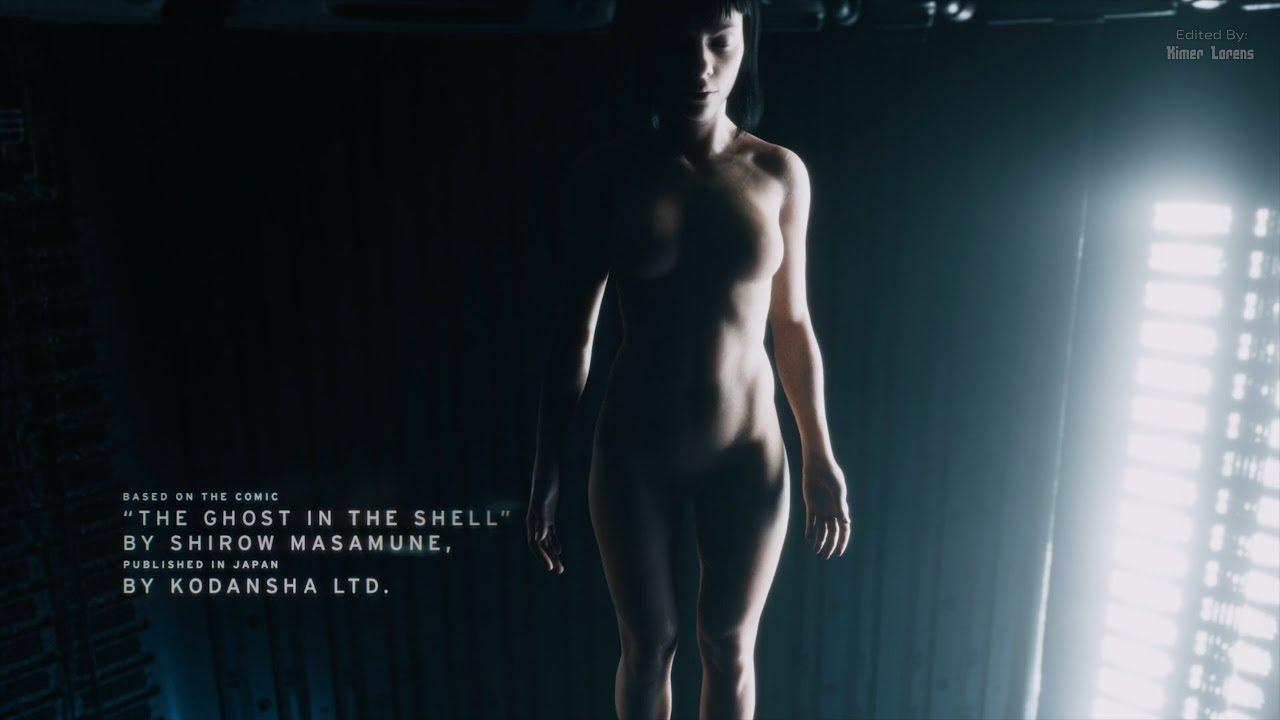 Ghost In The Shell 2017 Opening Scene Shelling Sequence 4k Youtube