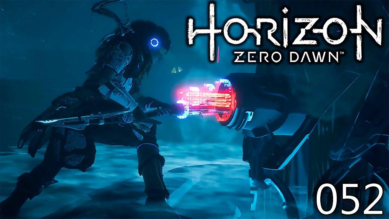 Horizon Zero Dawn Grabhort Karte.Horizon Zero Dawn 052 Eingang Und Endboss Brutstätte Zeta Deutsch