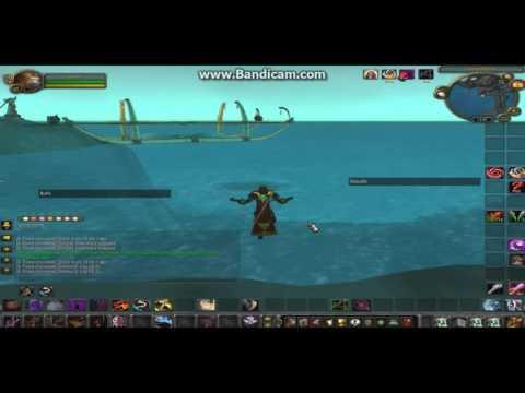 Бот на рыбную ловлю WoW 3.3.5
