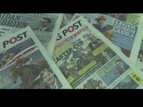 A Day In The Life Of The Racing Post