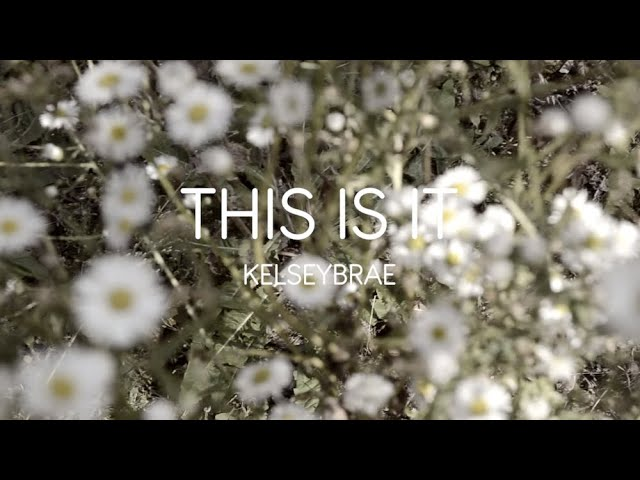 This Is It Lyric Video