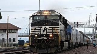Amtrak Southwest Chief Rescued Again by BNSF/Norfolk Southern