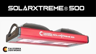 SolarXtreme 500 - Full Spectrum LED Grow Light