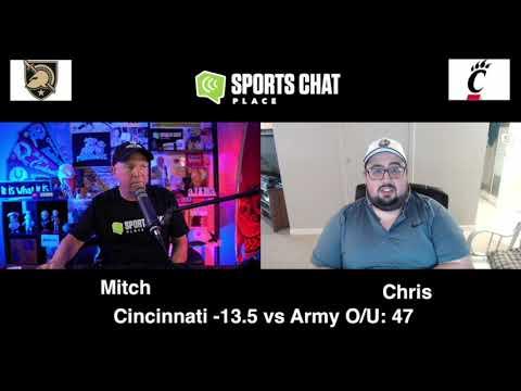 Army at Cincinnati - Saturday 9/26/20 - College Football Picks & Prediction | Sports Chat Place