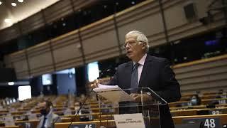 Евросоюз не признал Лукашенко легитимным президентом Беларуси.