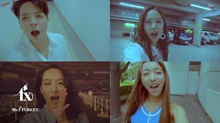 [STATION] f(x) 에프엑스 'All Mine' MV Türkçe Altyazılı