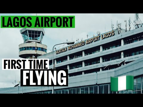 Lagos International Airport | FIRST TIME FLYING | Everything You Need To Know In 2020 | Sassy Funke