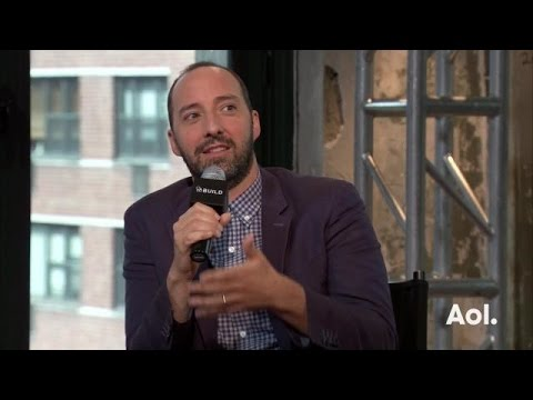 Tony Hale on His Character of Buster on