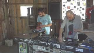 BeatPete & Lex de Kalhex - Live Recording @ Griessmuehle / Berlin 06. August 2015