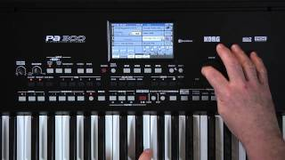 KORG Pa300 Video Manual - Part 2: Sounds