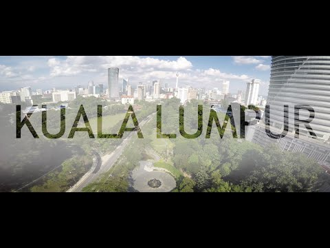 Travel Kuala Lumpur in a Minute - Drone Video | Expedia