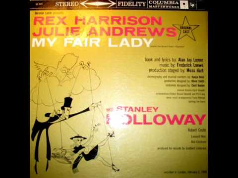 I'm An Ordinary Man by Rex Harrison on 1959 Stereo Columbia LP.