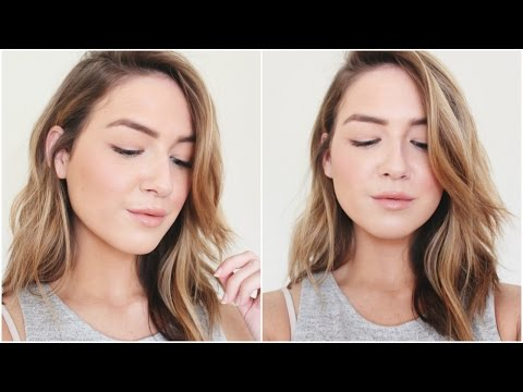 Easy and Natural Every Day Spring Makeup - LoveShelbey - 동영상
