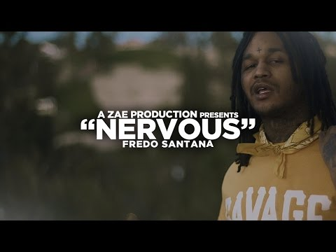 Fredo Santana - Nervous (Official Video) Shot By @AZaeProduction